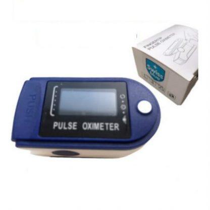 Saturatie meter om zuurstof te meten in het bloed