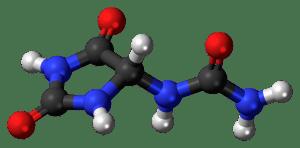 Allantoïne molecuul